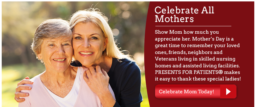 Give a Gift for Mother's Day