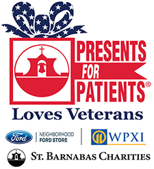PRESENTS FOR PATIENTS® Presents For Veterans