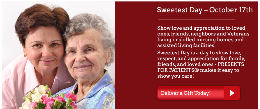 Give a Gift for Sweetest Day