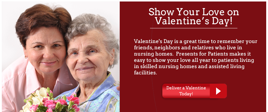 Give a Gift for Valentines Day